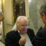 Призрак Петрика бродит по гранд-отелю «Европа»