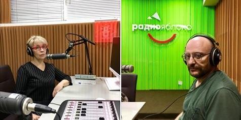 Диалоги о медицине на Радио Яблоко